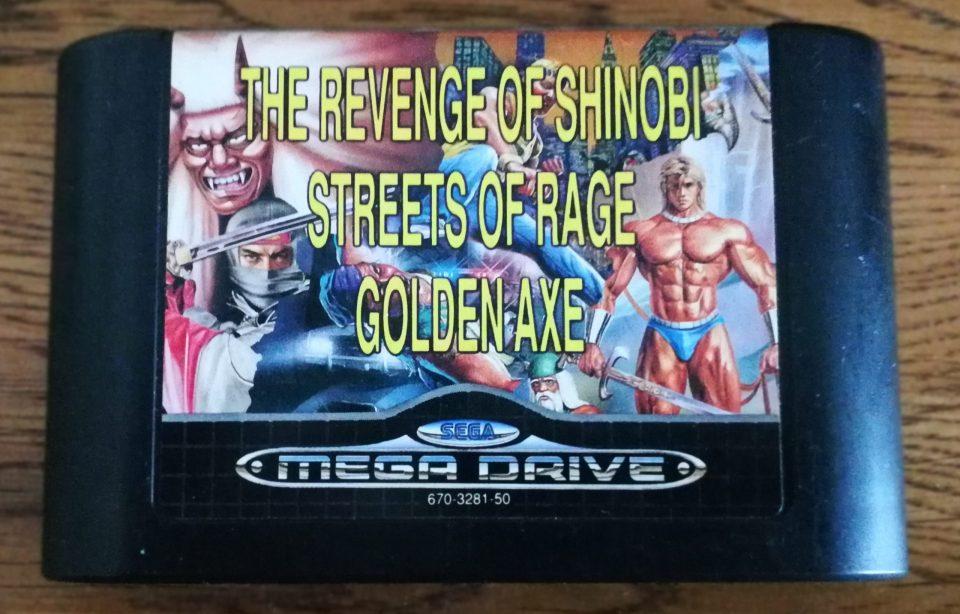 Mega Games 2 - Megadrive