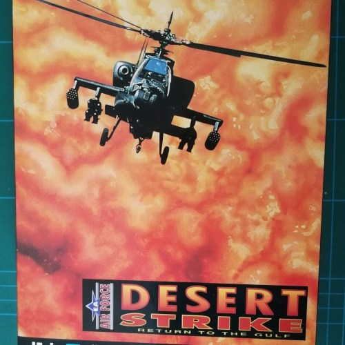 Desert Strike (Amiga)