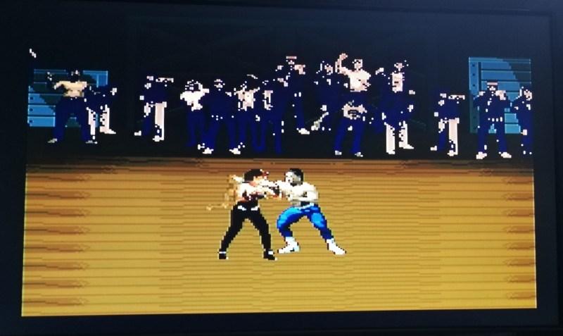 Pit-Fighter (SNES)