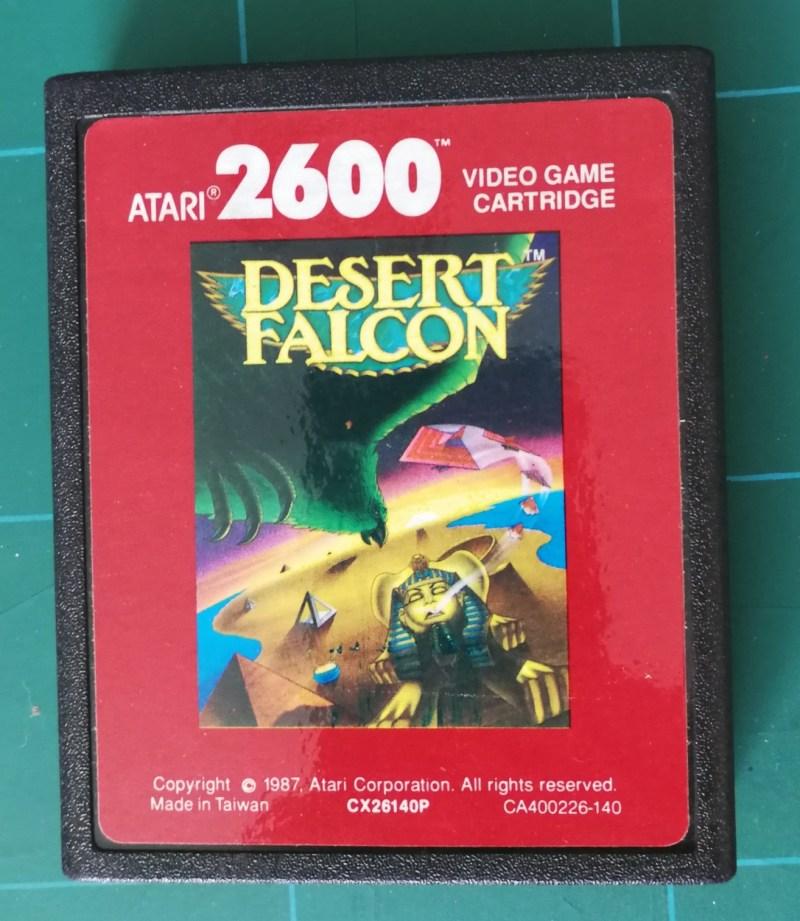 Desert Falcon (Atari 2600)