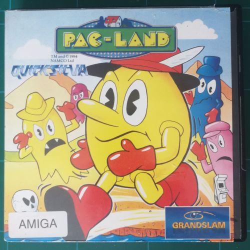 Pacland (Amiga)