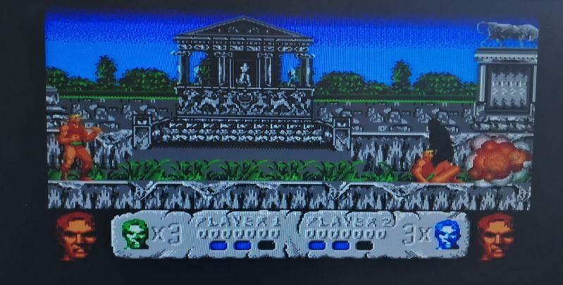 Altered Beast (Amiga)