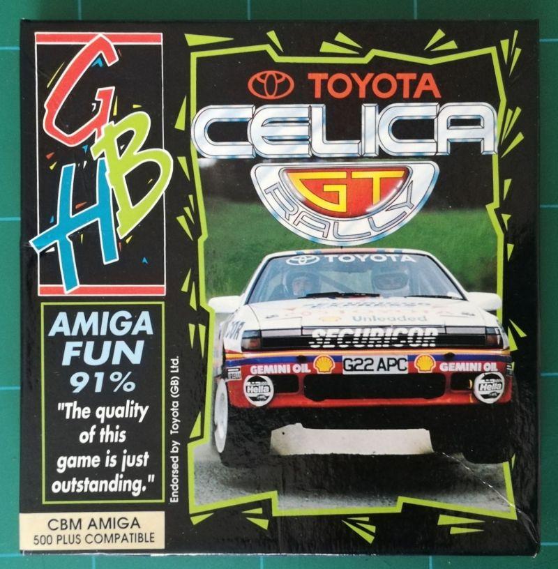 Toyota Celica GT (Amiga)