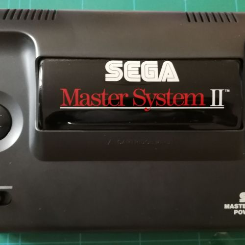Master System 2 Console (Master System)