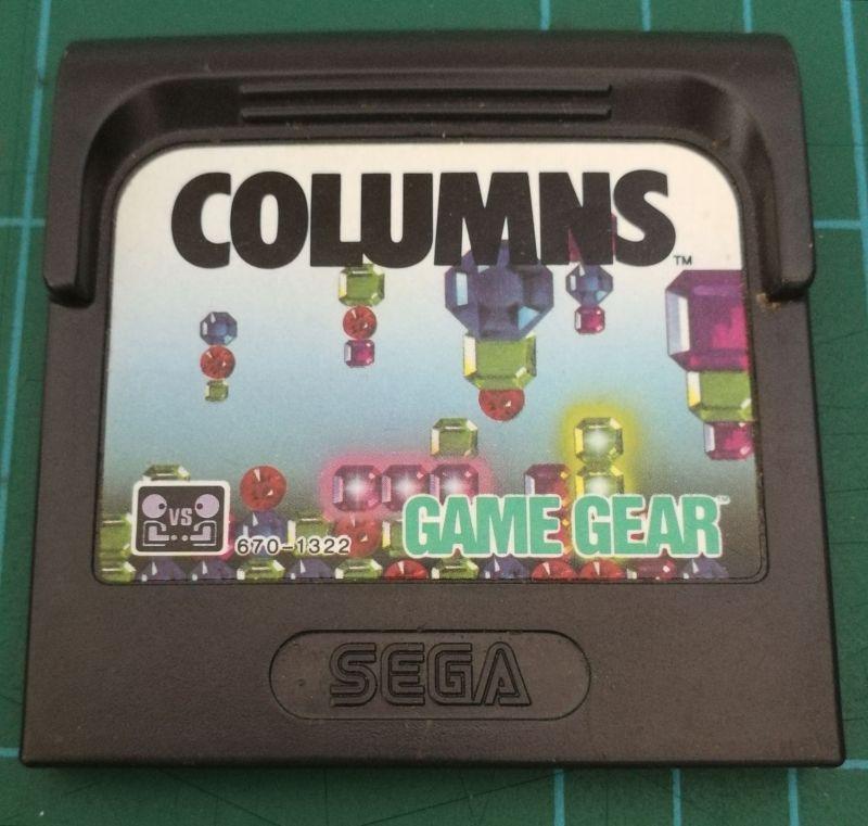 Columns (Game Gear)