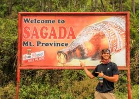 Welcome to Sagada, Mountain Province.