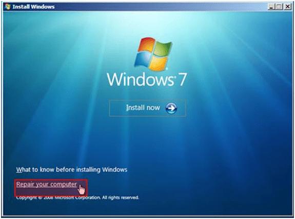 Desinstalar Windows 8 y Recuperar la Instalación de Windows 7 (2/3)