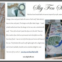Participating Artists: Sky Fen Silk