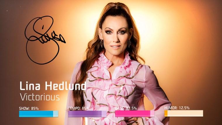 Eurovision 2019 Melodifestivalen Sweden Lina Hedlund–Victorious.jpg