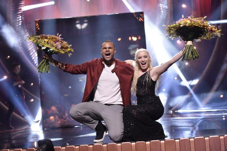 Eurovision 2019 Sweden Melodifestivalen SF1 Winners.jpg