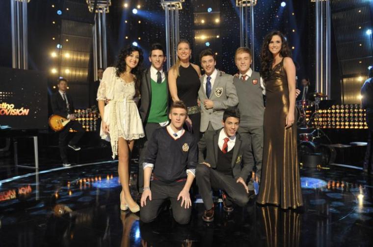 Destino Eurovisión 2011 Finalists
