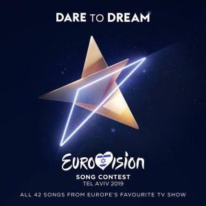 VA - Eurovision Song Contest 2019 Tel Aviv - CD