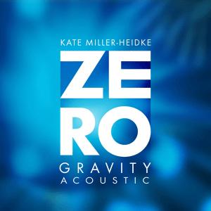 Kate Miller-Heidke - Zero Gravity (Acoustic)