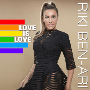 Riki Ben Ari - LOVE IS LOVE