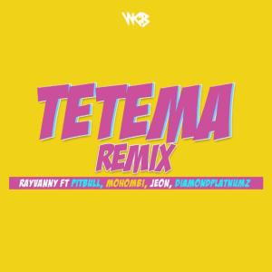 Rayvanny Ft Pitbull, Mohombi, Jeon & Diamond Platnumz - Tetema Remix