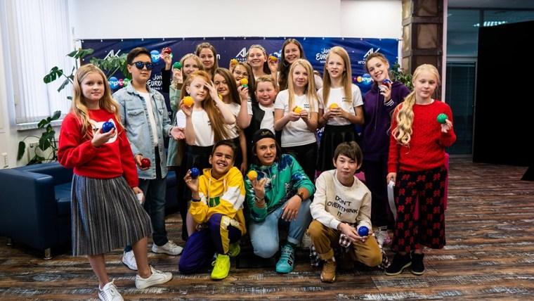 Russia 2019 (ЕВРОВИДЕНИЕ National Final, Junior Eurovision) participants.jpg