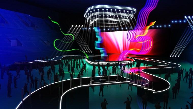 ESCBEAT Junior Eurovision 2019 stage 2.jpg