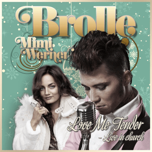 Brolle - Love Me Tender (Live In Church) (Sweden NF, Melodifestivalen 2011)