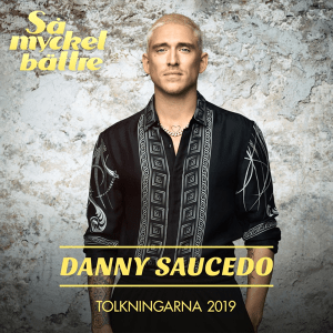 Danny Saucedo - De ba livet (Swedish NF Melodifestivalen 2009 + 2011 + 2012)