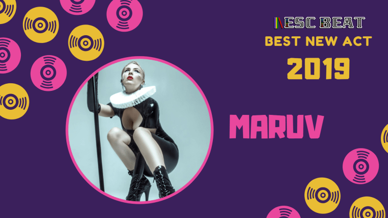 ESCBEAT Music Awards 2019 - Maruv (BEST NEW ACT).png