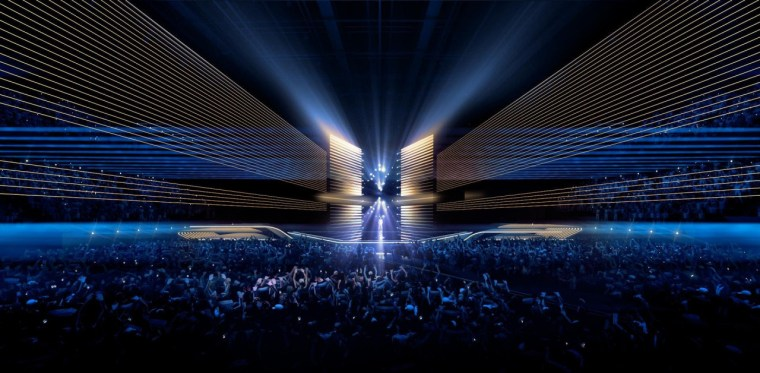 Eurovision 2020 stage design2