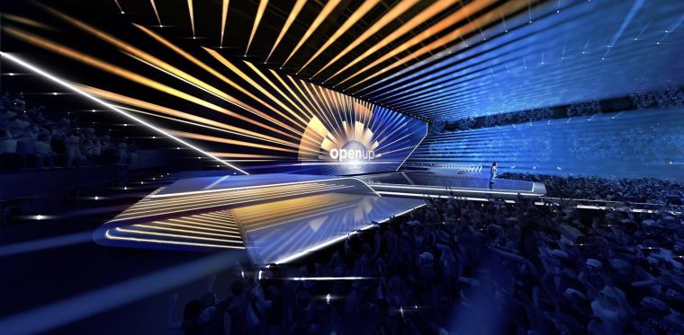 Eurovision 2020 stage design4