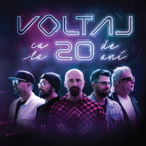 Voltaj - 20 de ani (Full Album) (Romania 2015)