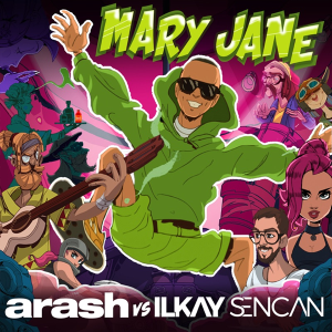 Arash vs. Ilkay Sencan - Mary Jane (Azerbaijan 2009)