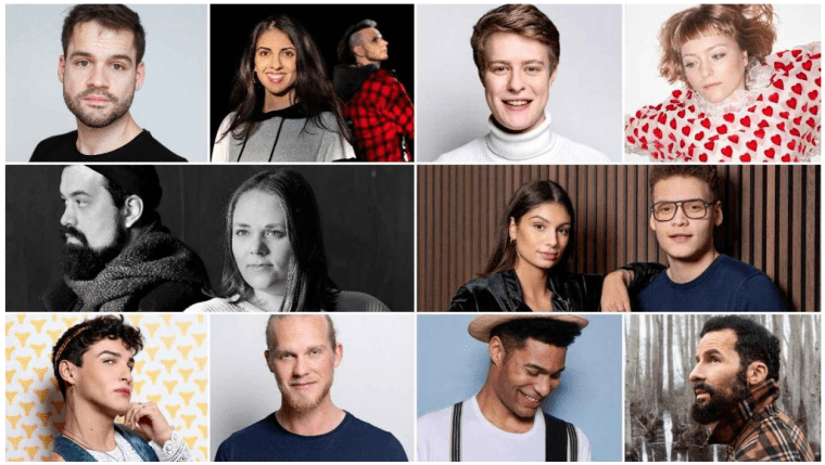Denmark Dansk DMGP2020 Finalists Revealed