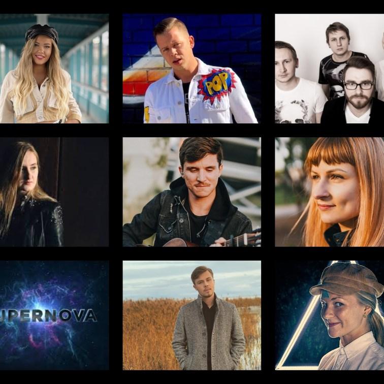 Latvia Supernova 2020A3