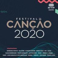 Portugal 2020 (Festival da Canção, Eurovision) (ESCBEAT.com) - Official Album 300x300