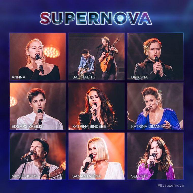 Supernova 2020 finalists