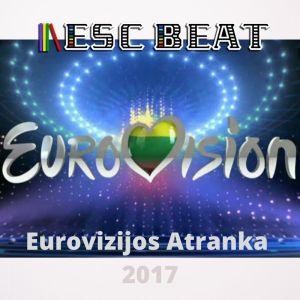 00 - Lithuania 2017 (Eurovizijos dainų konkurso nacionalinė atranka, Eurovision)