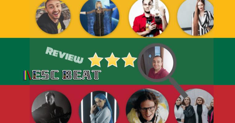 Lithuania 2020 semi final 2 review