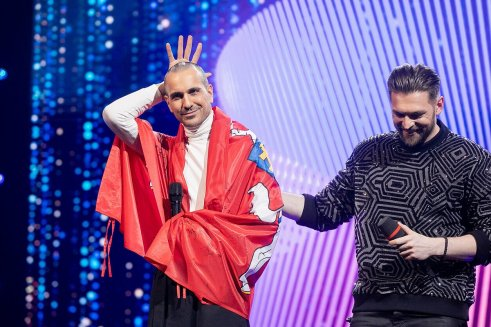 THE ROOP – On Fire - Eurovision 2020 Lithuania - Winners