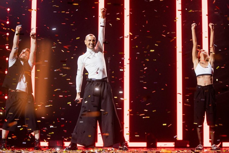 THE ROOP – On Fire - Eurovision 2020 Lithuania - Winners2