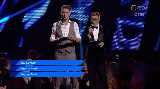 Eesti Laul –Estonian National Final 2020 Superfinalists
