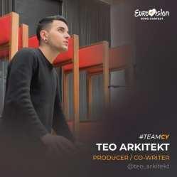 Eurovision 2020 - Cyprus - Sandro Running Team - Teo Pouzbouris