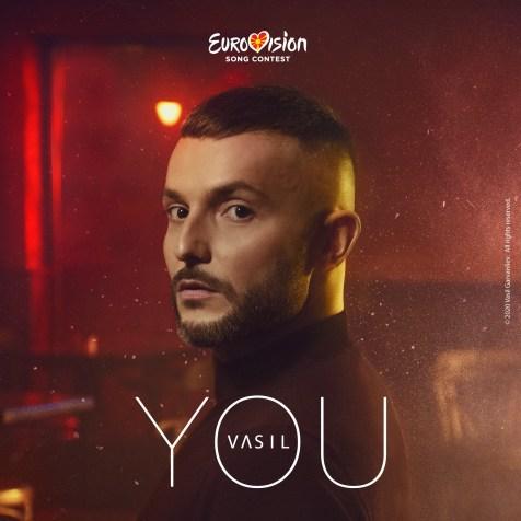 Vasil Garvanliev - Eurovision2020 Macedonia - Single Cover