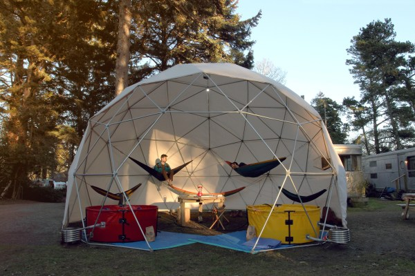 Escape Collective   Geodesic Domes
