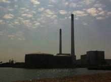sewage plant