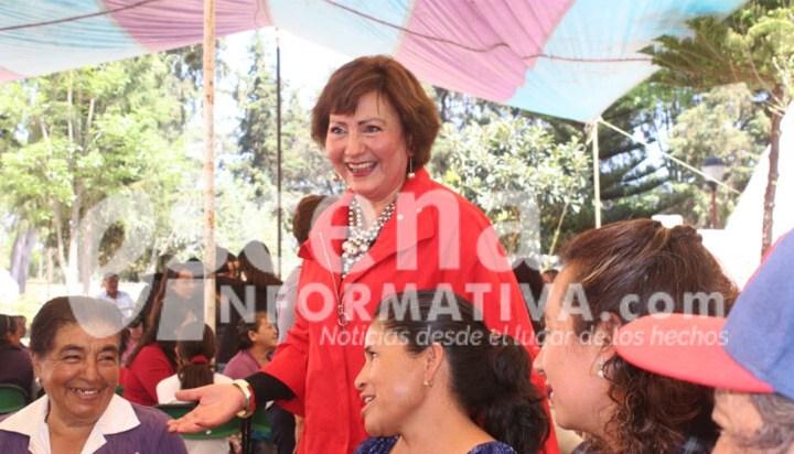 Celebra Presidenta del SMDIF de Ixtacuixtla el Día del Abuelo