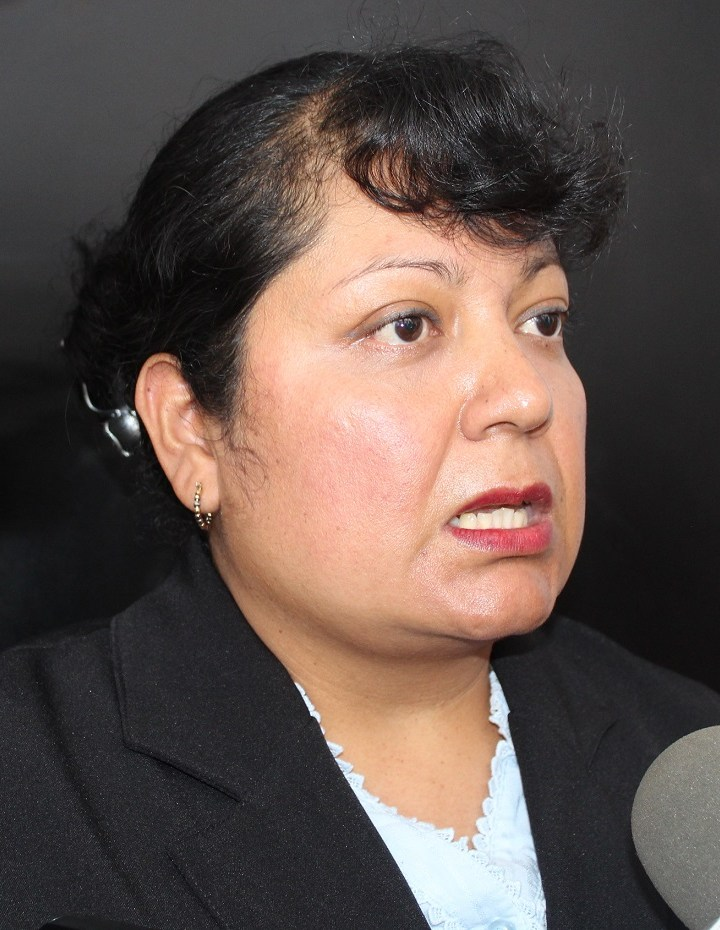 Evidencia nueva comisionada de IAIP Tlaxcala falta de experiencia en transparencia y acceso a la información.
