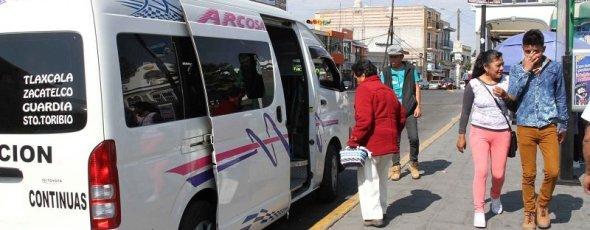 Desmiente SECTE existencia de pláticas con transportistas para incremento de pasaje.