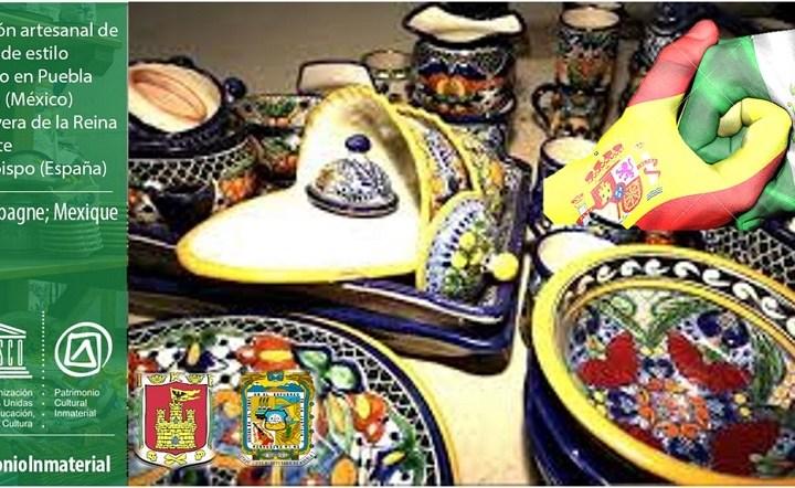 Declara UNESCO talavera de Tlaxcala y Puebla, como Patrimonio Inmaterial de la Humanidad