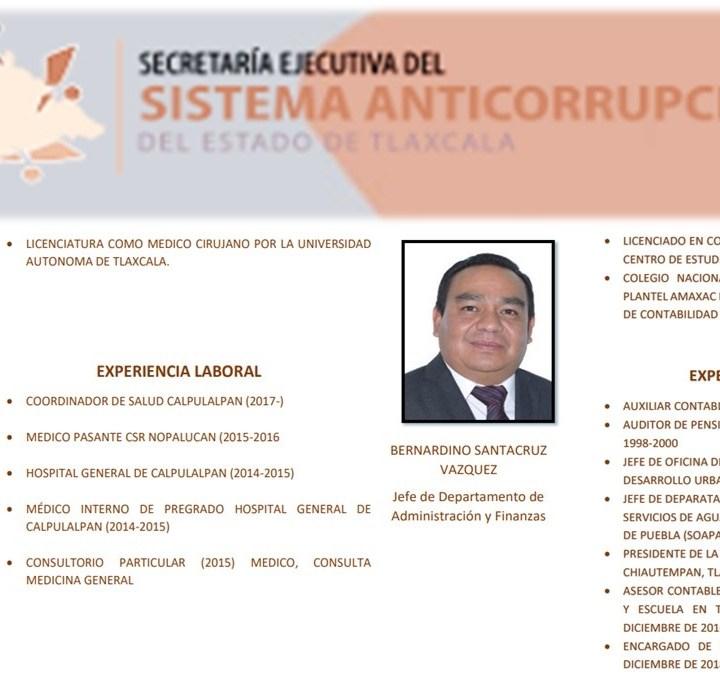 Denuncian supuesto tráfico de influencias en Fiscalía Anticorrupción de Tlaxcala.