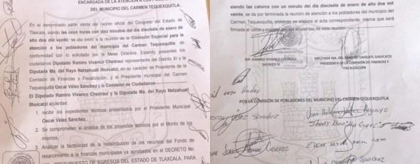 Acusa edil de Tequexquitla a diputados de»simulación» en entrega de apoyos a las finanzas municipales