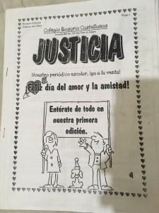 Periódico Justicia