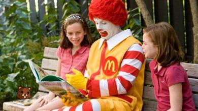 Photo of McDonalds al rescate de la cultura.