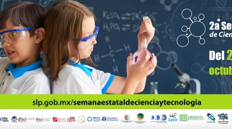 COPOCYT INVITA A LA SEGUNDA SEMANA ESTATAL DE CIENCIA Y TECNOLOGÍA